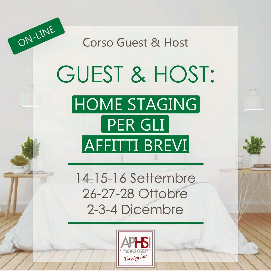 HOME STAGING AFFITTI BREVI